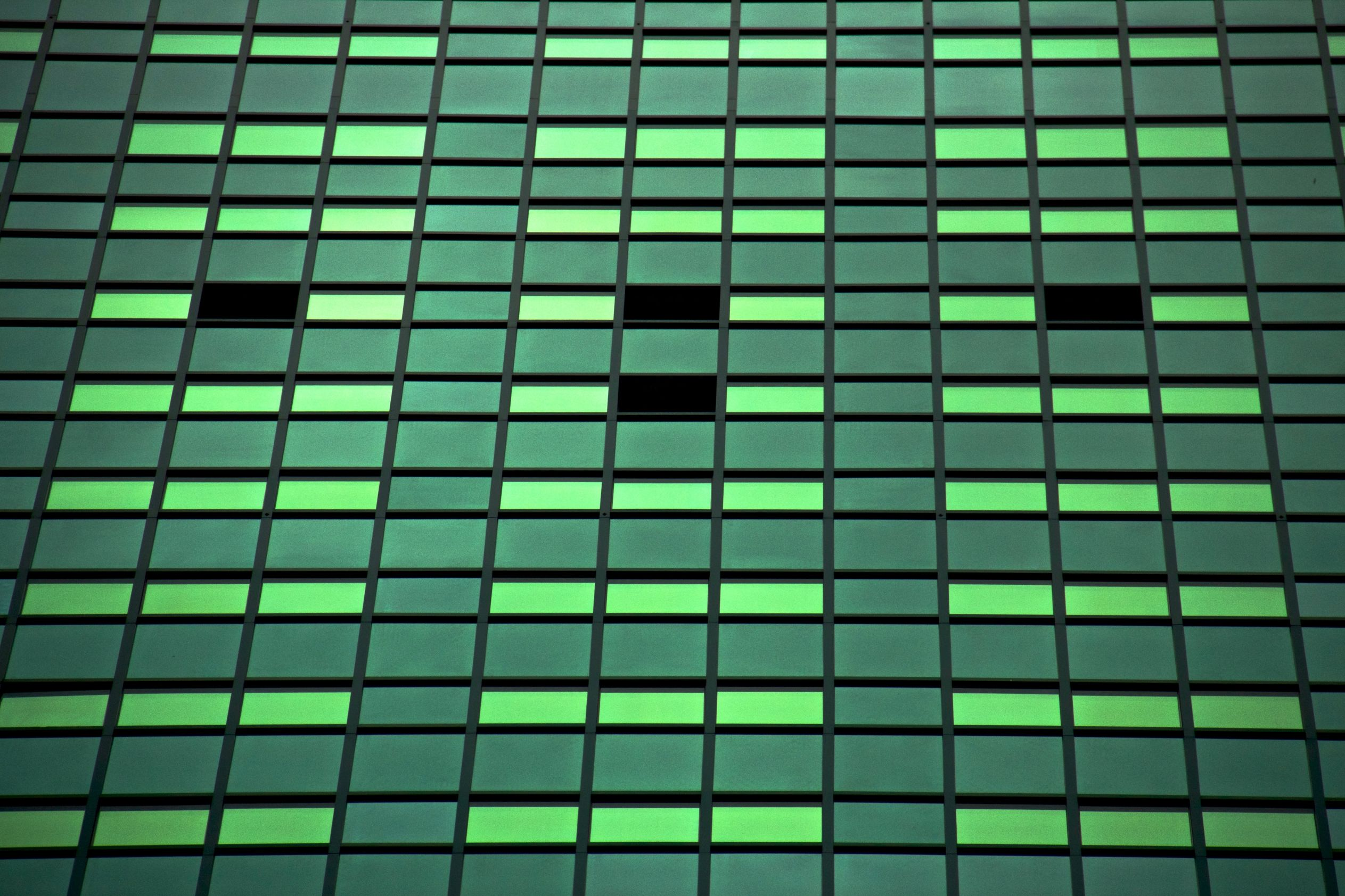make your office green